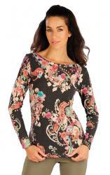 Dámský svetr s dlouhým rukávem Litex 55000