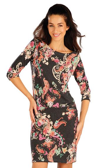 Dámské šaty s dlouhým rukávem Litex 55002