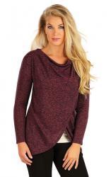 Dámský svetr s dlouhým rukávem Litex 55028