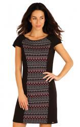 Dámské šaty s krátkým rukávem Litex 55038