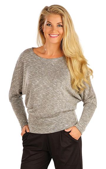 Dámský svetr s dlouhým rukávem Litex 55068