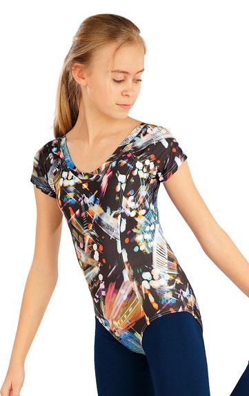Dětský gymnastický dres Litex 55439