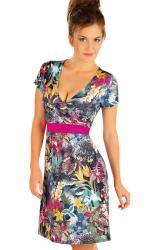 Dámské šaty s krátkým rukávem Litex 57495