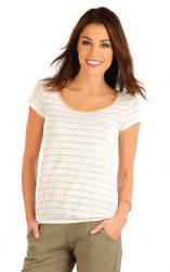 Dámské tričko s krátkým rukávem Litex 58012