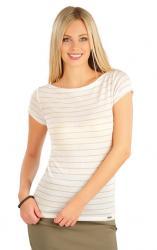 Dámské tričko s krátkým rukávem Litex 58013