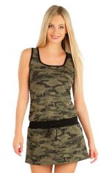 Dámské šaty bez rukávu Litex 58023