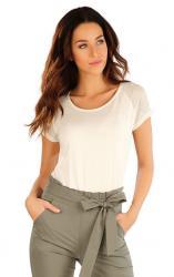 Dámské tričko s krátkým rukávem Litex 58073