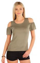 Dámské tričko s krátkým rukávem Litex 58076