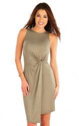 Dámské šaty bez rukávu Litex 58079