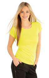 Dámské tričko s krátkým rukávem Litex 58167