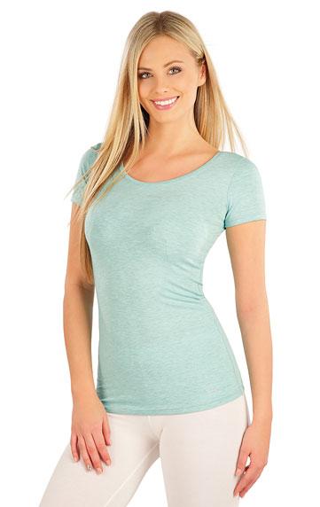 Dámské tričko s krátkým rukávem Litex 58171