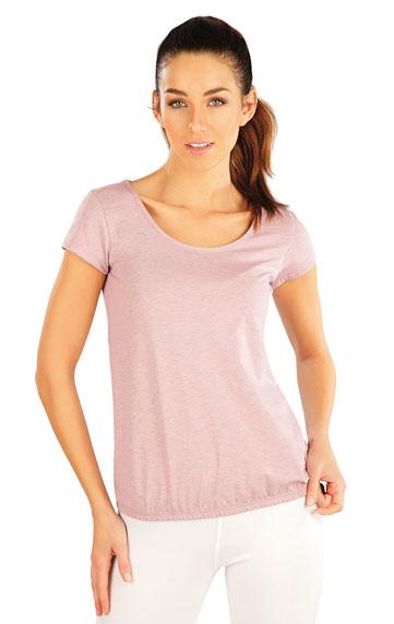 Dámské tričko s krátkým rukávem Litex 58176