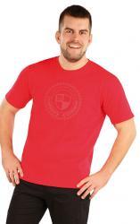 Pánské triko s krátkým rukávem Litex 58252