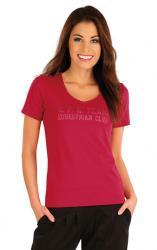 Dámské tričko s krátkým rukávem Litex 58304