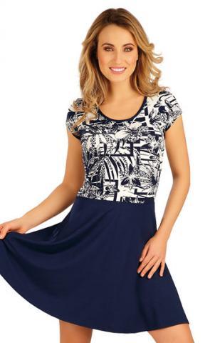 Dámské šaty s krátkým rukávem Litex 5A028