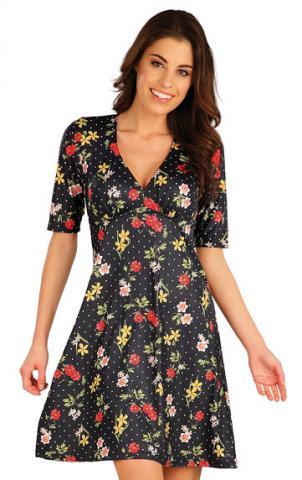 Dámské šaty s krátkým rukávem Litex 5A055