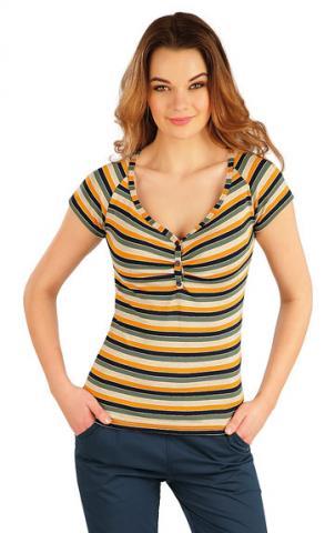 Dámské tričko s krátkým rukávem Litex 5A063