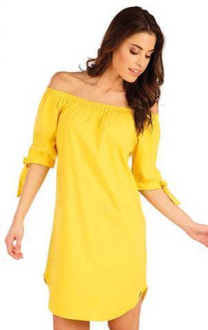 Dámské šaty s krátkým rukávem Litex 5A090