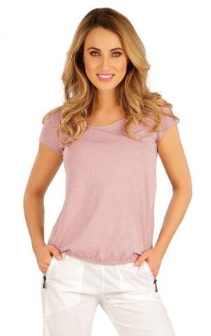 Dámské tričko s krátkým rukávem Litex 5A104