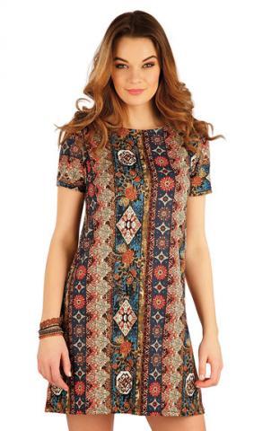 Dámské šaty s krátkým rukávem Litex 5A0134