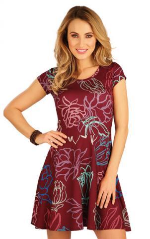 Dámské šaty s krátkým rukávem Litex 5A148