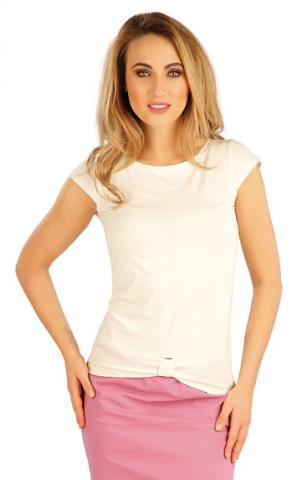 Dámské tričko s krátkým rukávem Litex 5A165