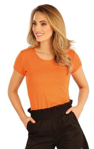Dámské tričko s krátkým rukávem Litex 5A167