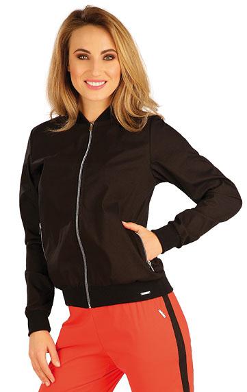 Dámská bunda na zip Litex 5A315
