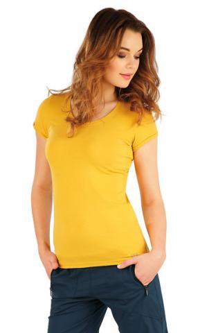Dámské tričko s krátkým rukávem Litex 5A354