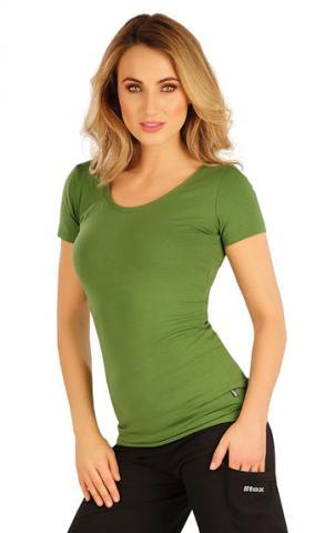 Dámské tričko s krátkým rukávem Litex 5A358