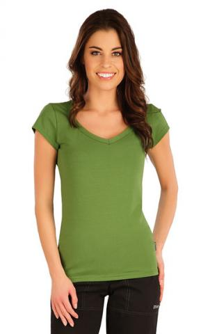 Dámské tričko s krátkým rukávem Litex 5A359