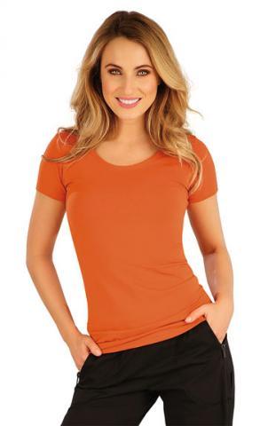Dámské tričko s krátkým rukávem Litex 5A363