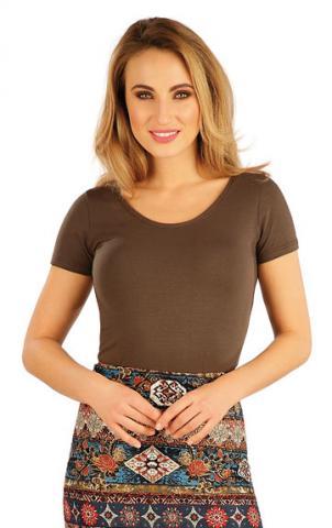 Dámské tričko s krátkým rukávem Litex 5A376