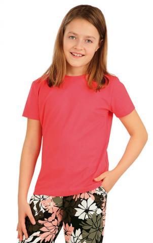 Dětské tričko s krátkým rukávem Litex 5A387
