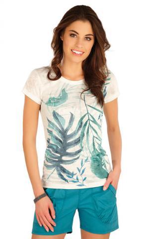 Dámské tričko s krátkým rukávem Litex 5A397