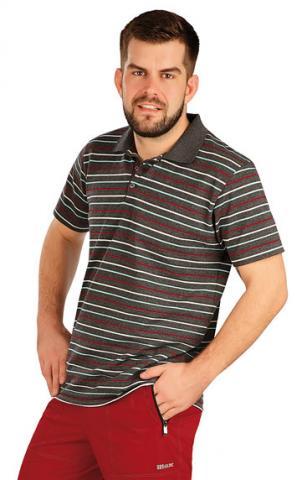 Pánské polo triko s krátkým rukávem Litex 5A403