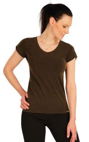 Dámské tričko s krátkým rukávem Litex 5A411