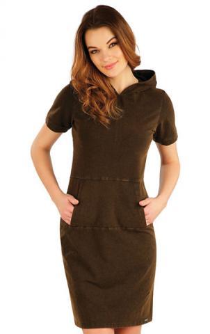Dámské šaty s krátkým rukávem Litex 5A412
