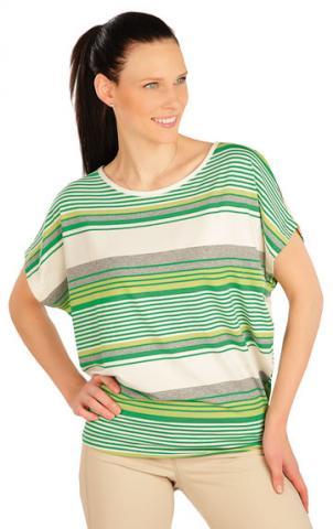 Dámské tričko s krátkým rukávem Litex 5A417