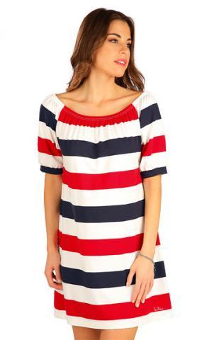 Dámské šaty s krátkým rukávem Litex 5B011