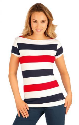 Dámské tričko s krátkým rukávem Litex 5B015