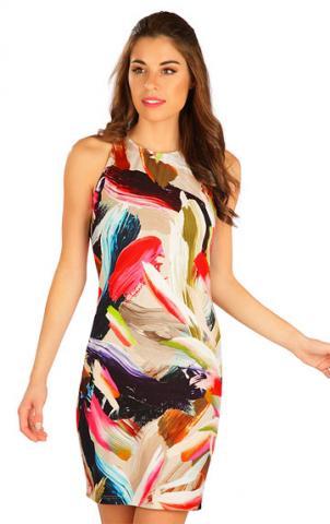 Dámské šaty bez rukávu Litex 5B020