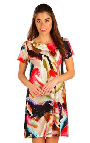 Dámské šaty s krátkým rukávem Litex 5B021