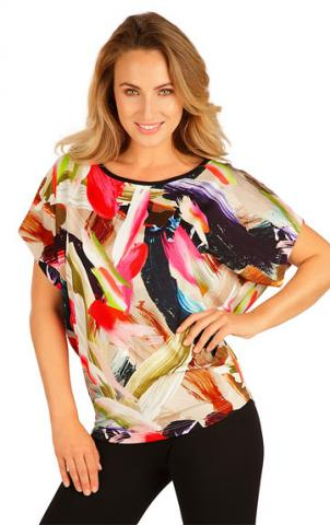 Dámské tričko s krátkým rukávem Litex 5B024