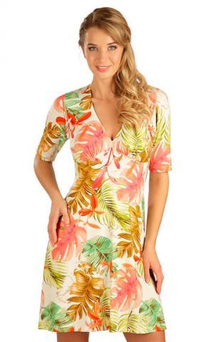 Dámské šaty s krátkým rukávem Litex 5B045