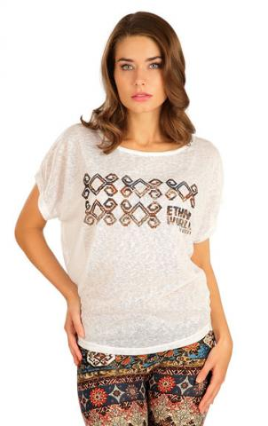 Dámské tričko s krátkým rukávem Litex 5B057