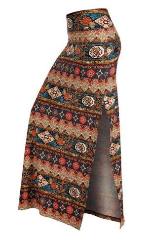Dámská sukně dlouhá Litex 5B062