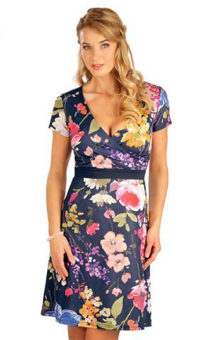Dámské šaty s krátkým rukávem Litex 5B091