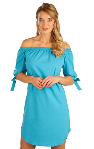Dámské šaty s krátkým rukávem Litex 5B103
