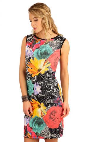 Dámské šaty bez rukávu Litex 5B105